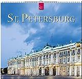 St. Petersburg 2019: Mittelformat-Kalender