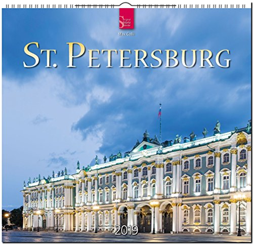 MF-Kalender ST. PETERSBURG 2019