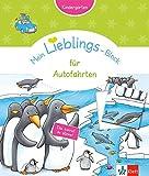 Klett Mein Lieblings-Block für Autofahrten - Kindergarten ab 3 Jahren. Das kannst du alleine!