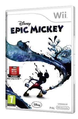 Nintendo  Epic Mickey, Wii