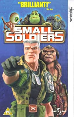 Small Soldiers [VHS] [1998] : everything five pounds (or less!)