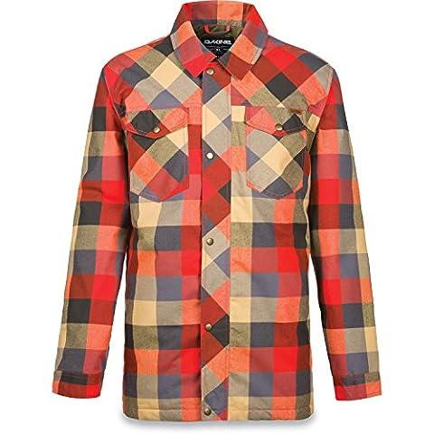 Dakine Richmond Flannel Jacket, Color: Bigplaid, Size: S