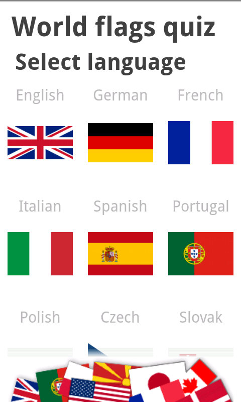 how to say hello in different languages poster