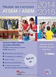 Réussir le concours ATSEM/ASEM 2014-2015