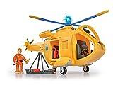 Feuerwehrmann Sam - Hubschrauber Wallaby II mit Figur