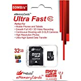 Integral–Ultra Fast Class 10tarjeta de memoria microSD para TomTom Go 520Navegador