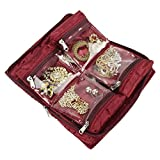 #4: BlushBees Jewellery Organizer Pouch Bag