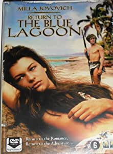 Return to the Blue Lagoon [1991] [DVD]
