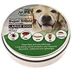 natural dog flea collar | prevention and control of fleas, ticks, lice and insects | natural chemical and toxin free | safe for pets and family | long lasting up to 180 days! Natural Dog Flea Collar | Prevention and Control of Fleas, Ticks, Lice and Insects | Natural Chemical and Toxin Free | Safe for Pets and Family | Long Lasting up to 180 days! 51YVJxAHXAL