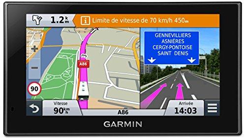 Garmin - Camper 660 LMT-D - GPS pour Camping Car - 6 pouces - Cartes Europe 46 pays - Cartes, Trafic, Zones de Danger gratuits à vie - Repertoire de campings ACSI - Itinéraires personnalisés