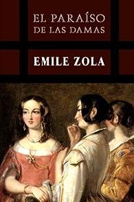 El paraíso de las damas par  Émile Zola