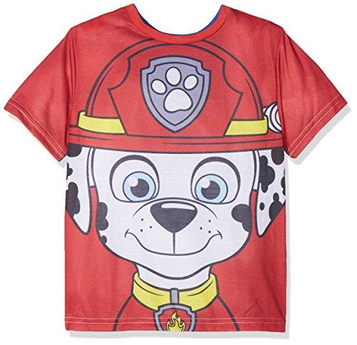 Nickelodeon Boy's Paw Patrol Reversible T-Shirt