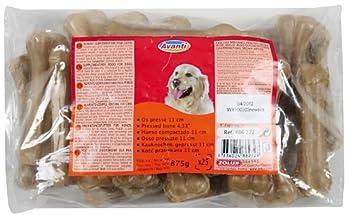Zolux Sachet de 25 os de 11 cm environ pour chien