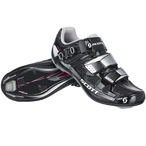 Scott Road Pro Scarpe Da Ciclismo su strada, da donna nero/bianco 2016, Donna, black/white gloss, 38