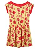 Beebay Girls 100% Viscose Gradient Flora...