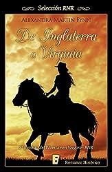 De Inglaterra a Virginia (Los McLeod 1): Finalista del VI Certamen Vergara - RNR