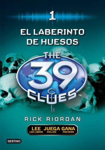 the-39-clues-1-el-laberinto-de-los-huesos