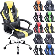 Amazon Fr Chaise Gamer Jaune