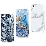 iPhone SE Case,Badalink 3 Pcs Marble Design Clear - Best Reviews Guide
