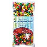 TOAOB 700pcs XXL Aqualinos Perlen Wasserperlen Gelperlen Wachsende Kristallboden für Sensorische Spielzeug und als Deko für Blumenvase