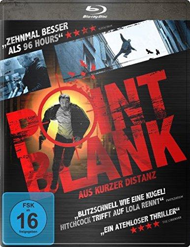 Point Blank - Aus kurzer Distanz - Steelbook [Blu-ray]