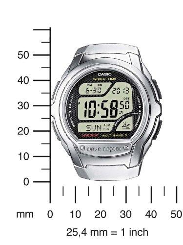 Casio Wave Ceptor Herren-Armbanduhr WV 58DE 1AVEF - 4