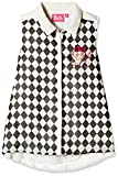 Barbie Girls' Shirt (SHSFA150205M_Black_3-4 Years)