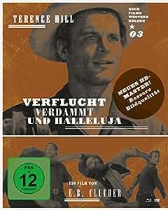 Verflucht, Verdammt und Halleluja - Westernhelden Vol. 3  (+ DVD) [Blu-ray]