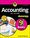 Accounting All-in-One For Dummies: with Online Practice (For Dummies (Business & Personal Finance))