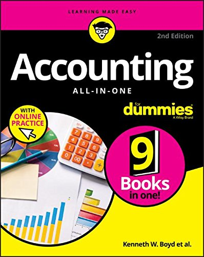 Pdf download accounting all in one for dummies with online pdf download accounting all in one for dummies with online practice free online books fandeluxe Gallery