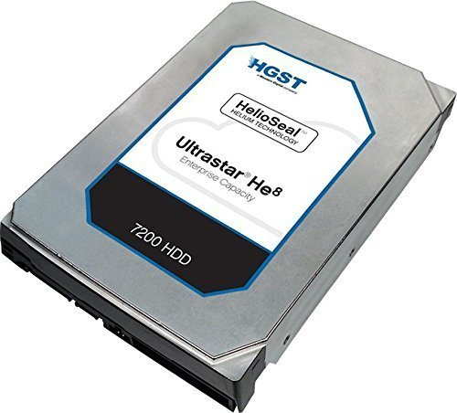 Hitachi HGST Western Digital Brand Ultra Star Helium/HC500 Series