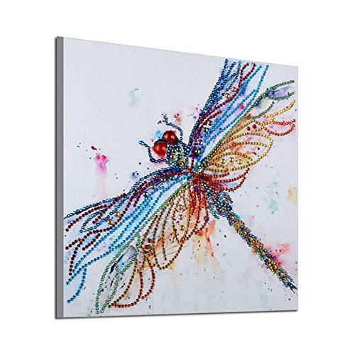 StrawBerrys DIY 5d Diamant malerei by Anzahl kit kristall Strass Stickerei kreuzstich Kunst Handwerk leinwand wanddekor (DZ049, 30X30)