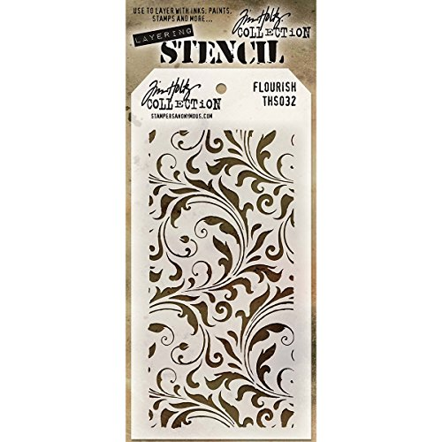 stampers-anonymous-tim-holtz-plantilla-para-estarcir-diseno-con-filigrana