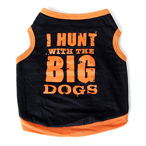 HuntGold New Cute Pet Dog Princess T-shirt Clothes Vest Summer Coat Puppy Costumes Outfit