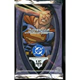VS System Superman Man of Steel Booster