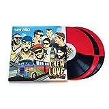 Serato 12Zoll Crew Love Drücken Control Vinyl (Pack von 3)