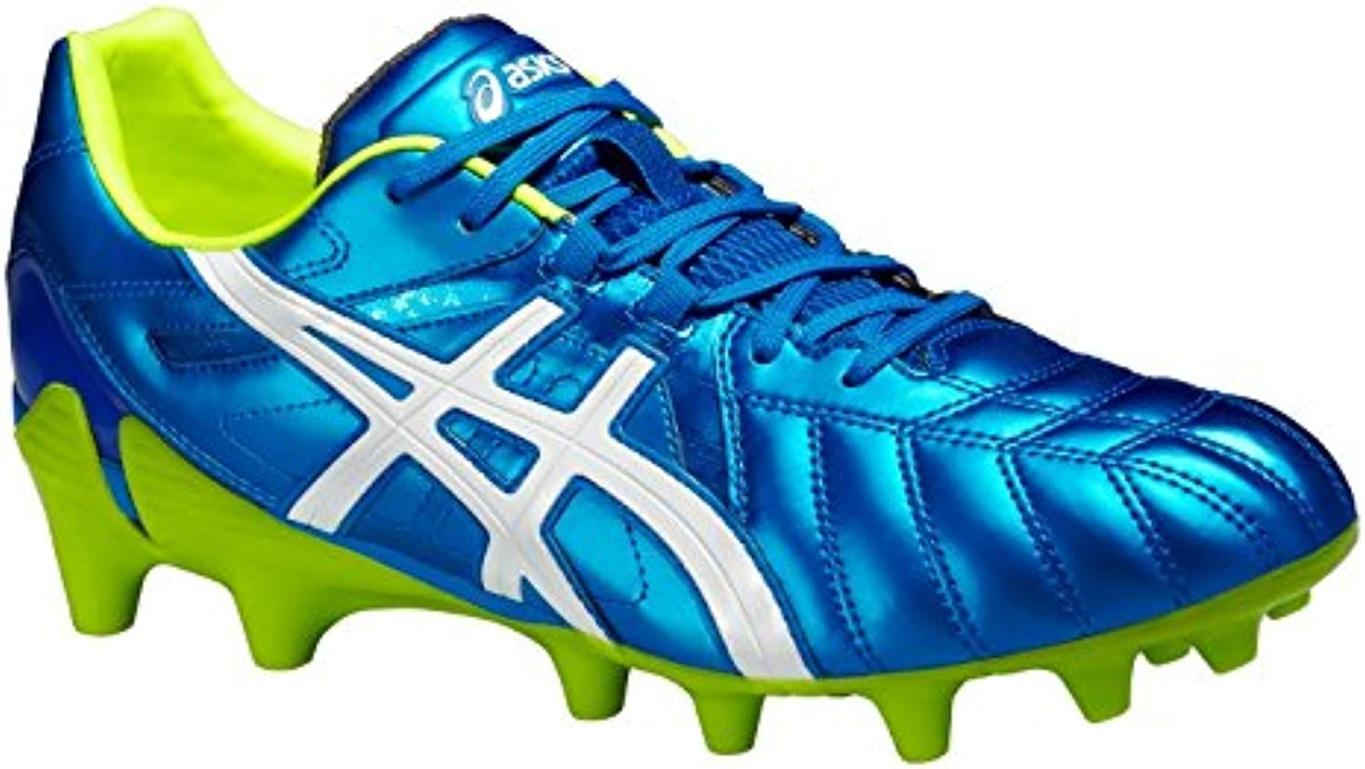 Asics Gel-Lethal Tigreor 8 SK Rugby Boots - Electric Blue