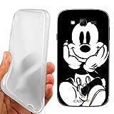 Custodia Cover Case Mickey per Samsung Galaxy Grand Neo Plus
