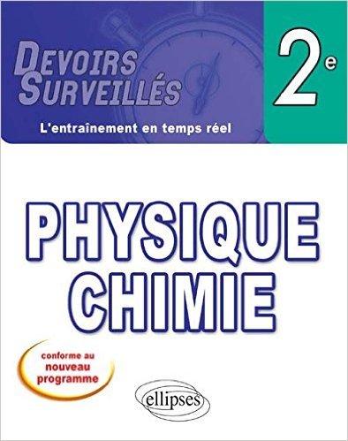 Physique Chimie Seconde nouveau programme de Lydie Clolus,Sophie Thomas ( 18 janvier 2011 )