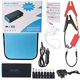 Cold Toy 38000mAh Tragbare Auto Starthilfe mit LED Taschenlampe für Laptop, Smartphone
