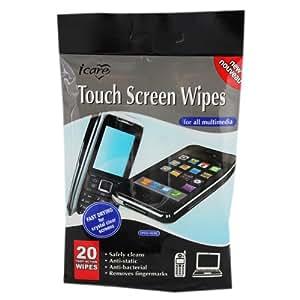 Lingettes pour écran tactile