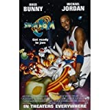 Space Jam Poster Movie F 11x17 Michael Jordan Bill Murray Wayne Knight Theresa Randle MasterPoster Print, 11x17 by Poster Discount