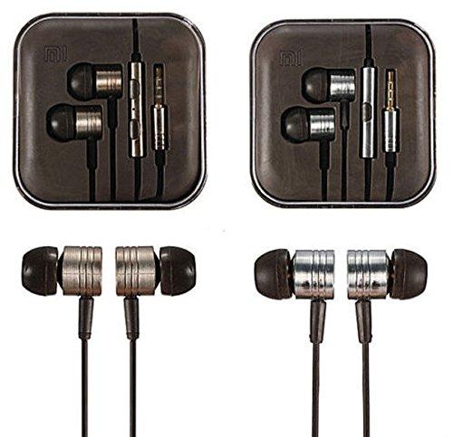 mycs für iPhone Samsung 3,5mm Kolben Replica in-Ear-Stereo-Ohrhörer Kopfhörer Headset Kopfhörer Pocket Guitar Amp