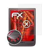 atFolix Schutzfolie passend für Pocketbook InkPad 3 Folie, entspiegelnde und Flexible FX Displayschutzfolie (2X)