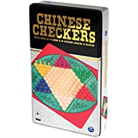 "Spinmaster 6036791 ""Chinese Checkers Tin"" Game"