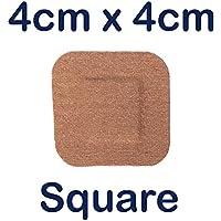 500x Steroplast STEROFLEX echtes Flexible Stretch Gewebe Erste Hilfe Wundpflaster Square 4cm x 4cm preisvergleich bei billige-tabletten.eu