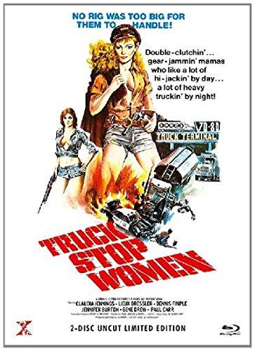 Truck Stop Women - Uncut/Mediabook  (+ DVD) [Blu-ray] [Limited Edition]
