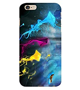 Fuson The designer pattern theme Designer Back Case Cover forApple iPhone 6 -P-1329