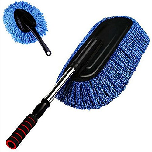 weylon-automotive-scaling-nanowires-dust-removal-removable-folding-car-wax-brush-blue