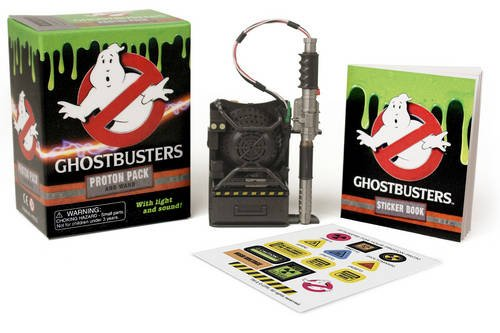 Ghostbusters Proton Pack and Wand